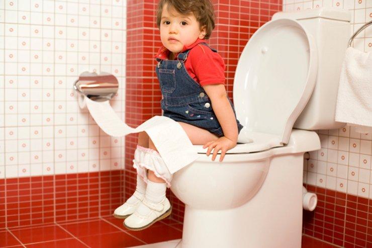 Понос у маленьких детей в домашних условиях