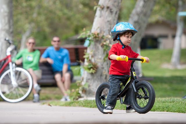 Разновиности детских велосипедов