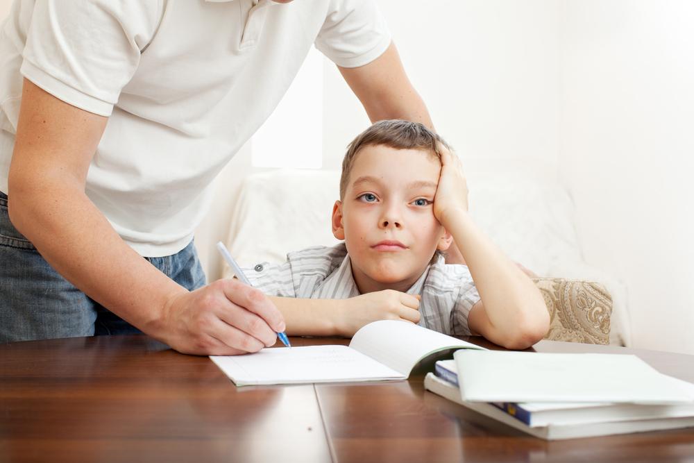 Как заставить сына сделать