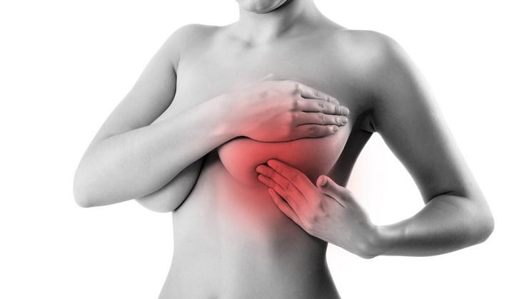 Причины болей в груди после менструации