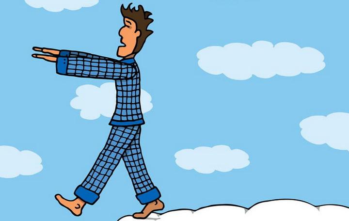 Почему нельзя будить лунатиков? Что делать, если человек ходит ночью во сне?