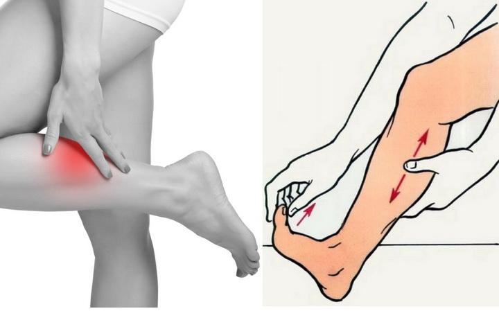 Почему сводит мышцы тела и что делать?
