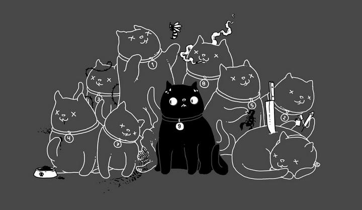 Почему у кота и кошки 7 жизней, а может 9? Правда ли? Описание  Видео
