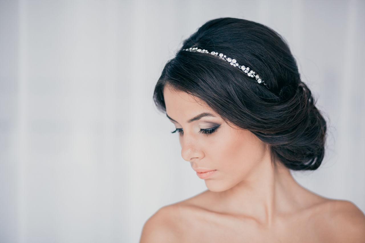 Повязка для волос в греческом стиле инструкция
