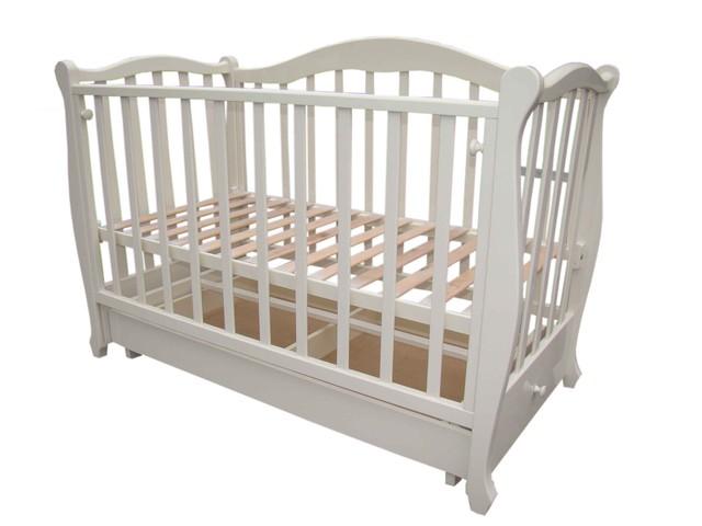 кроватка на шарнирах