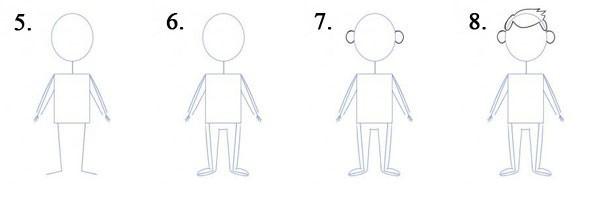 человек 2