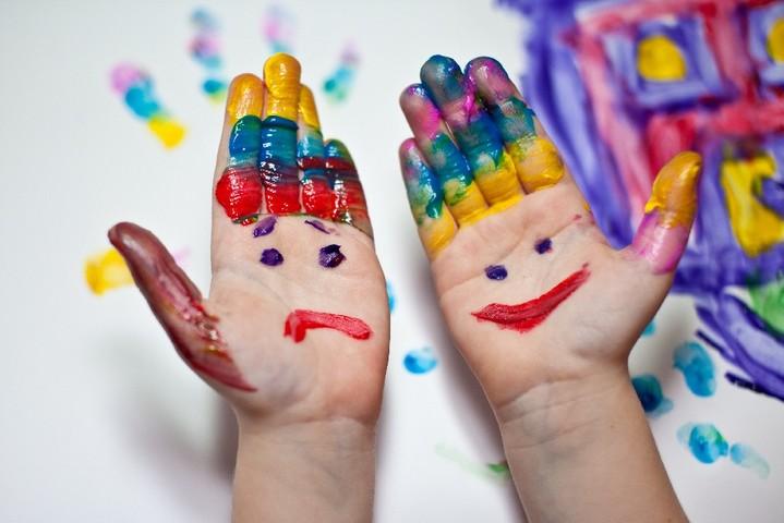 Как научить ребенка рисовать в 5 лет