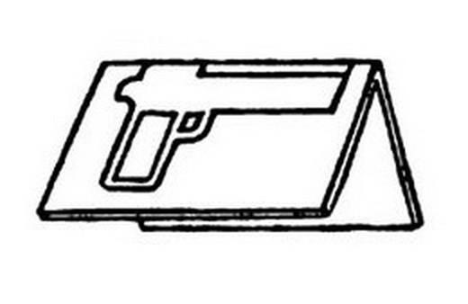 бумажный пистолет, который стреляет_2