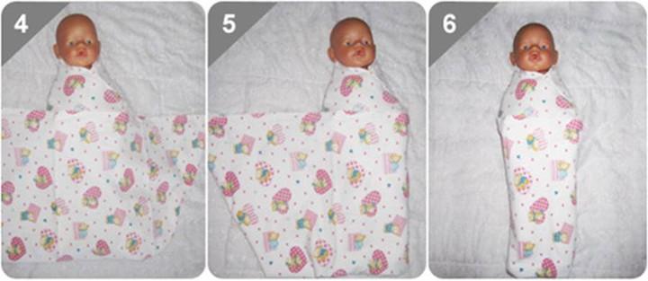 Как Пеленать Ребенка Инструкция Видео - фото 7