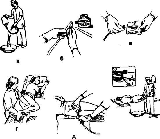 очищающие клизмы от паразитов