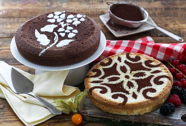 Сделать торт из коржей своими руками