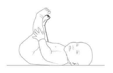 Рисуем карандашом ребенка поэтапно