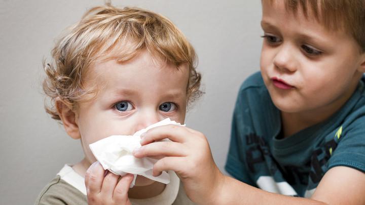 Вылечить ребенку кашель быстро
