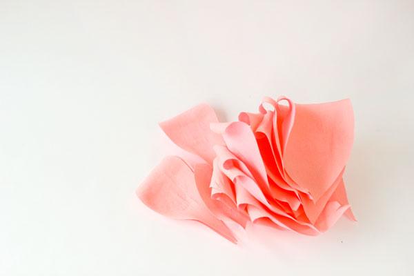 листья розы