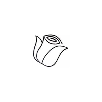 научиться рисовать розу