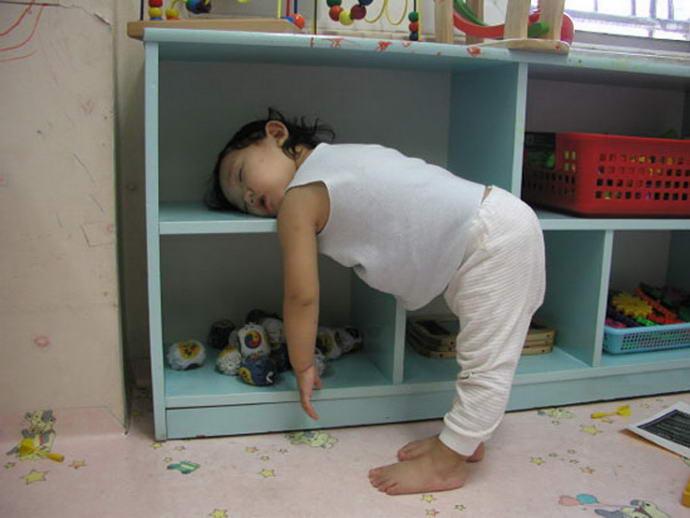 Постоянно хочется спать беременность