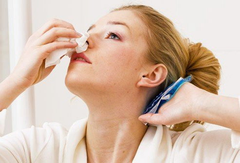 пищевая аллергия на руке на косточке кисти
