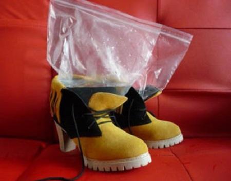 Как растянуть обувь? Способы растяжки кожаных, замшевых и лаковых туфель