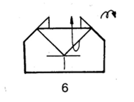 Как сделать бомбовоз из бумаги - шаг 5