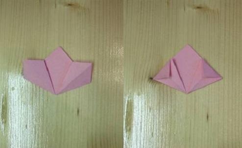 Как сделать шар кусудама 2