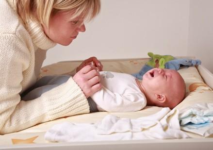Тремор конечностей у новорожденных