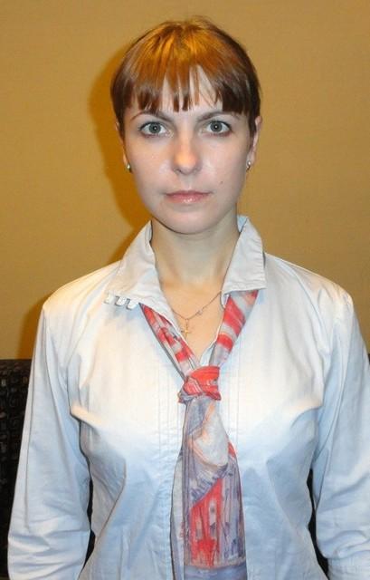 Завязываем шарф узлом галстук 3