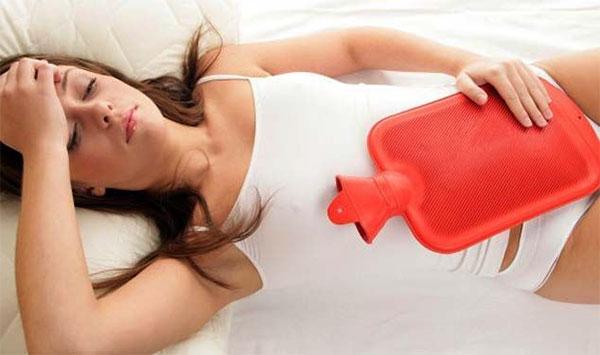 Ноющие боли внизу живота при беременности и болит поясница