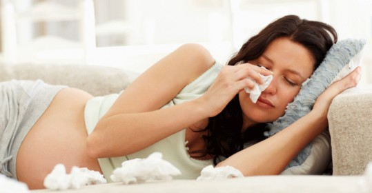 Насморк на ранних сроках беременности последствия