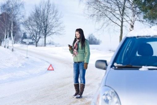 почему не заводится машина в мороз