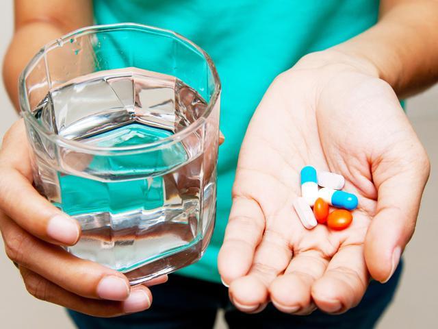 Лечение витаминами а и е